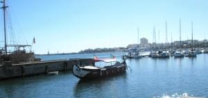 Båt till Silves
