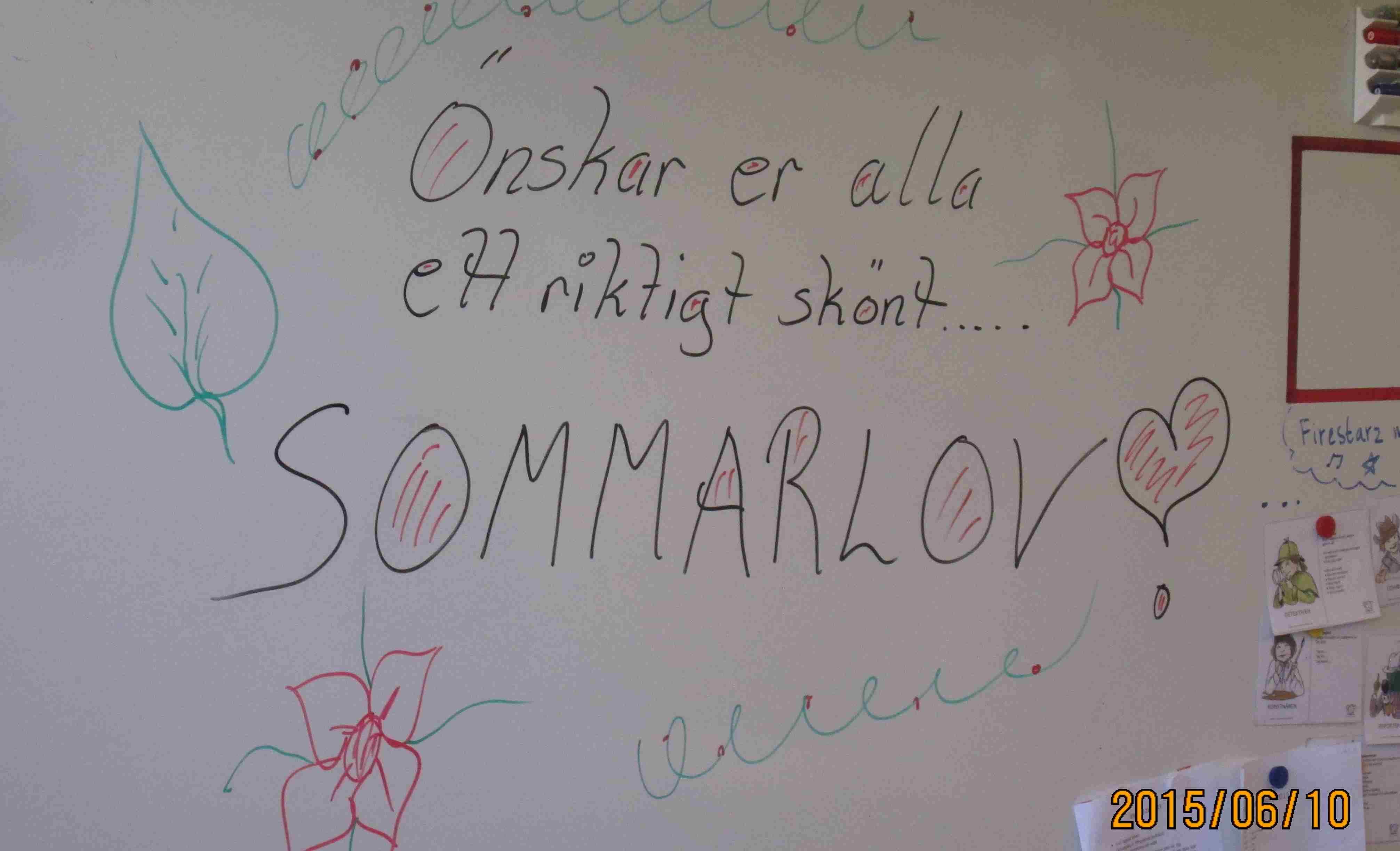 Sommarlov 1